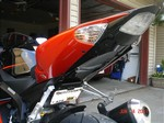 SUZUKI 2007-2008 GSXR 1000 SS FENDER ELIMINATOR KIT