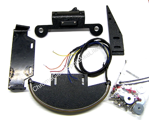 Honda Vt 750 Spirit Phantom Shadow Double Stack Fender