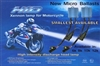 HONDA 2003-2012 600RR 2 BULB HEADLIGHT CONVERSION KIT