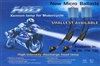 KAWASAKI 2000-2005 ZX12R SLIDER HI/LOW HEADLIGHT CONVERSION KIT