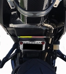 2007-2008 KAWASAKI ZX6R SS FENDER ELIMINATOR / TAG HOLDER